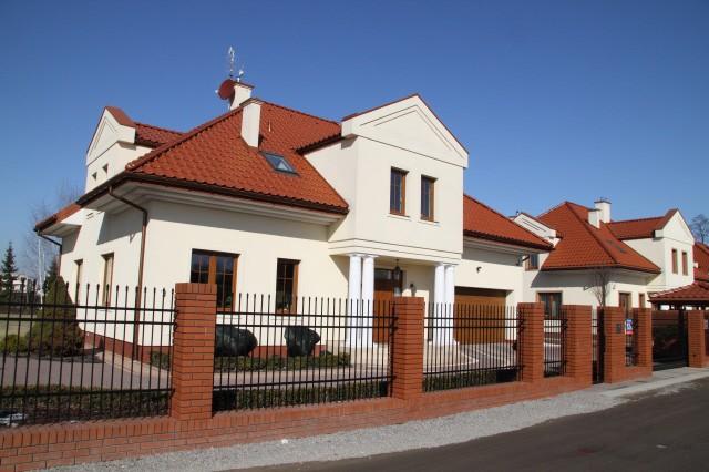 osiedle cedrowy park I lomianki domy dwurodzinne i jednorodzinne z budowy 01
