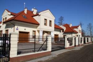 osiedle cedrowy park I lomianki domy dwurodzinne i jednorodzinne z budowy 02