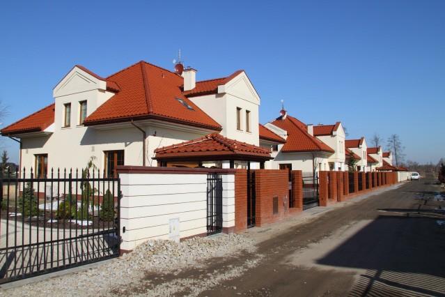 osiedle cedrowy park I lomianki domy dwurodzinne i jednorodzinne z budowy 03