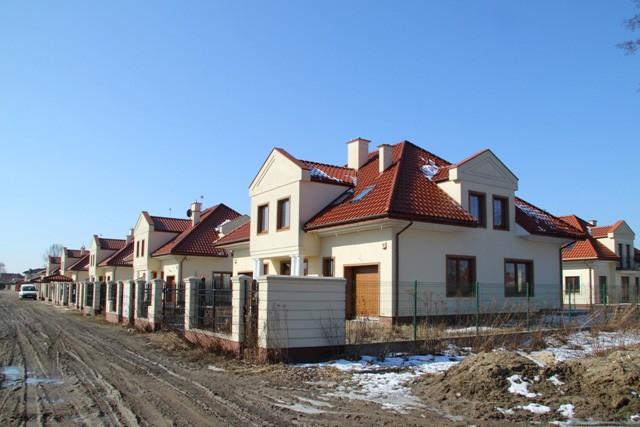 osiedle cedrowy park I lomianki domy dwurodzinne i jednorodzinne z budowy 05