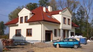 osiedle cedrowy park I lomianki domy dwurodzinne i jednorodzinne z budowy 06