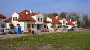 osiedle cedrowy park I lomianki domy dwurodzinne i jednorodzinne z budowy 09