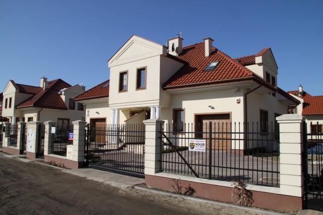 osiedle cedrowy park I lomianki domy dwurodzinne i jednorodzinne z budowy 10