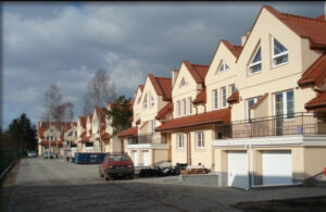 osiedle przy osiedlowej lomianki domy szeregowe z budowy 06 1