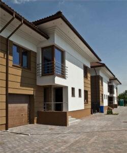osiedle rezydencje lakowa lomianki blizniaki z budowy 02 855x1024 1